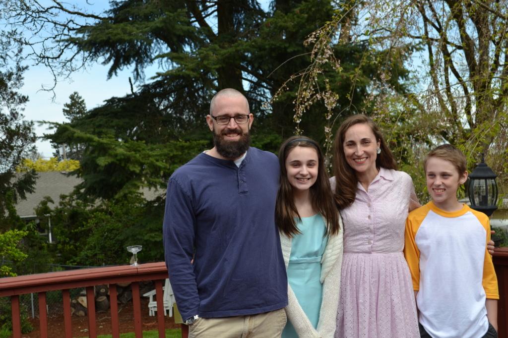 Rossman Family 2015